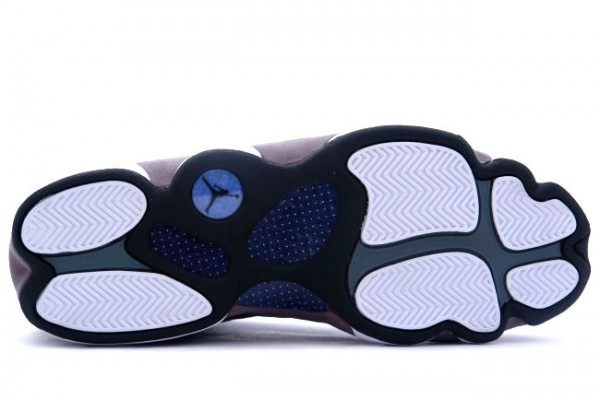 low cost 0e8c1 58c82 Air Jordan 13 – Flints (Blue   Flint Grey)