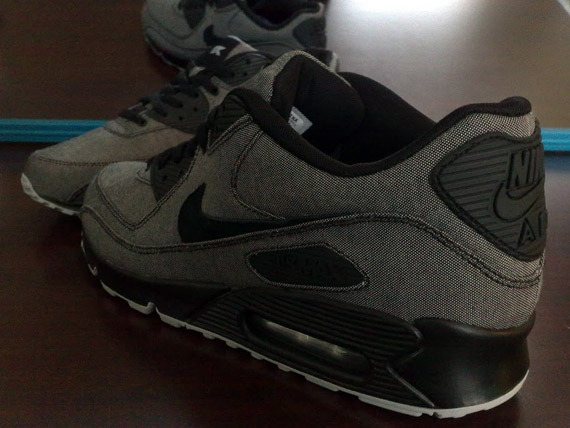 Nike Air Max 24 7 Air Attack Pack Black Metallic Silver Grey