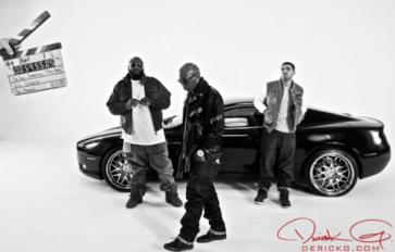 Rick Ross X Drake X Chrisette Michele Aston Martin Music
