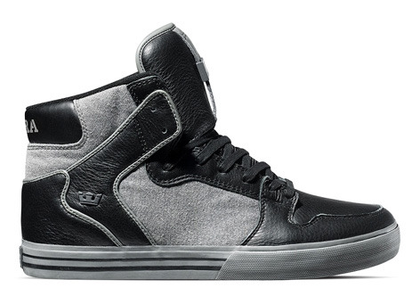 ... a look at some of Supra s Holiday 2010 Footwear Collection. Take a  further look today at one of the most popular styles of the Supra brand –  the Vaider. 391b047af3