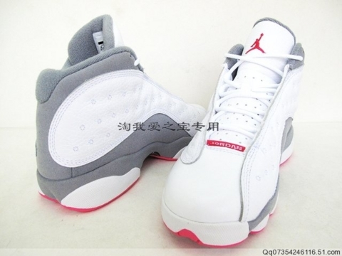 23bfd0af2bc1d7 ... gs wolf grey white deadly pink 189ca 70730  cheapest air jordan xiii 13  wolf grey rose pink cbcb4 5818a