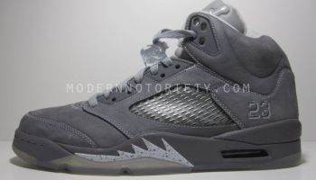 check out d5cc9 0e33b Air Jordan V (5)  Wolf Grey