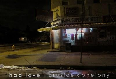 Prosice ft. Phelony – Had Love MP3