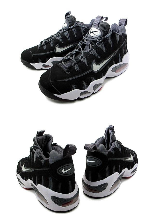 hot sale online cbded e0a88 Nike Air Max NM  Nomo  – Black White Varsity Red   Rudeboyy.com