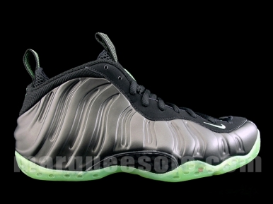 quality design 17121 bff85 Nike Air Foamposite One – Black/Electric Green | Rudeboyy.com