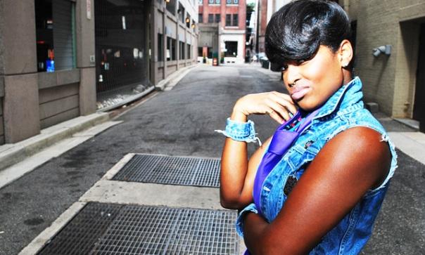Audra The Rapper – Left Eye's Back