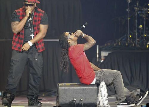 Lil Wayne ft. Mack Maine – She Bad MP3