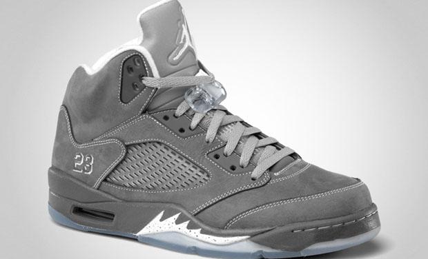 cool grey jordan 5