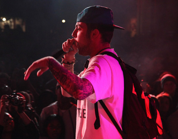 Mac Miller ft. Talib Kweli – Family First