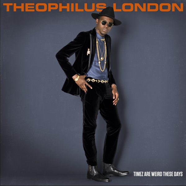 Theophilus London – Field of Dreams (Prod. By Dave Sitek)