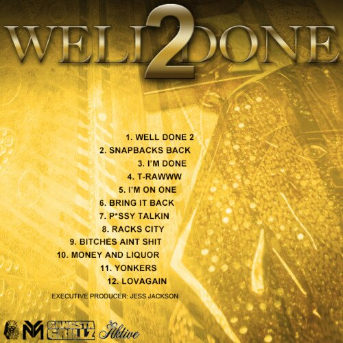 Tyga – well done [mixtape download] | young money hq.