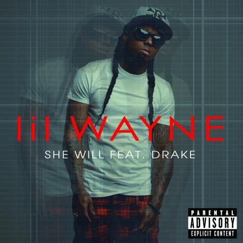 Lil Wayne ft. Drake – She Will (Prod. By T-Minus)
