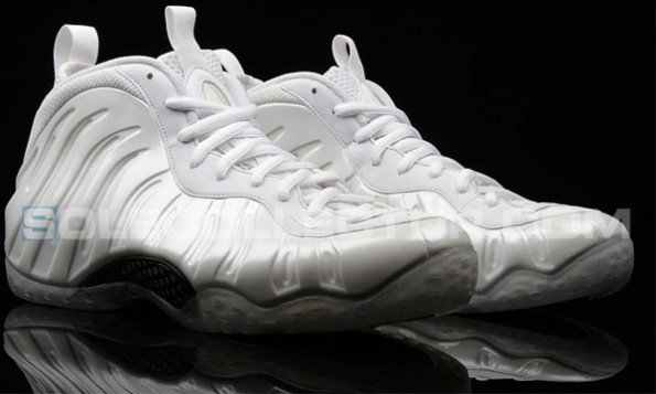 """df8132bef63 Nike Air Foamposite One """"White Out"""" Penny Hardaway PE (New Detailed Images)"""