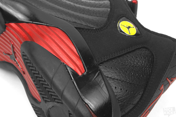"quality design 485f3 ea7c6 Release Reminder  Air Jordan 14 ""Last Shot""   Rudeboyy.com"