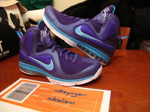 "sports shoes be669 5df11 Nike Lebron 9 ""Summit Lake Hornets""   Rudeboyy.com"