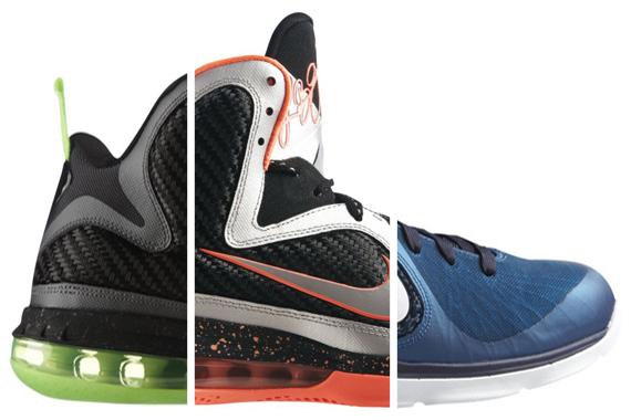 48d9a8233 Release Reminder  Nike Lebron 9 Swingman x Mango x Dunkman ...