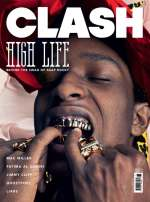 A$AP Rocky Covers Clash (August)