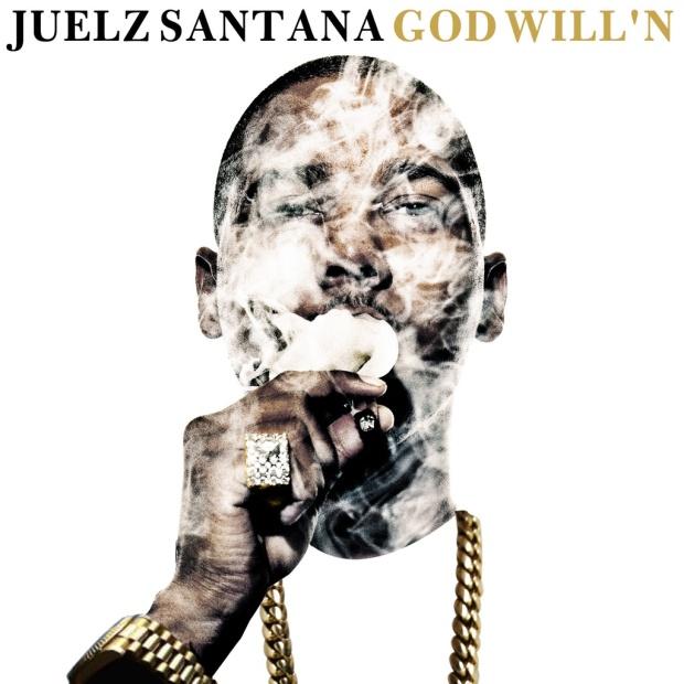 Juelz Santana – God Will'n (Mixtape Cover)