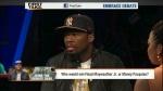 Video: 50 Cent On ESPN's FirstTake