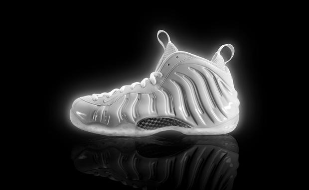 sale retailer 03027 377ec Nike-Air-Foamposite-One-All-White