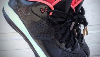 """a24df2993af7d Nike LeBron 8 V2 Low """"Yeezy"""" Custom"""