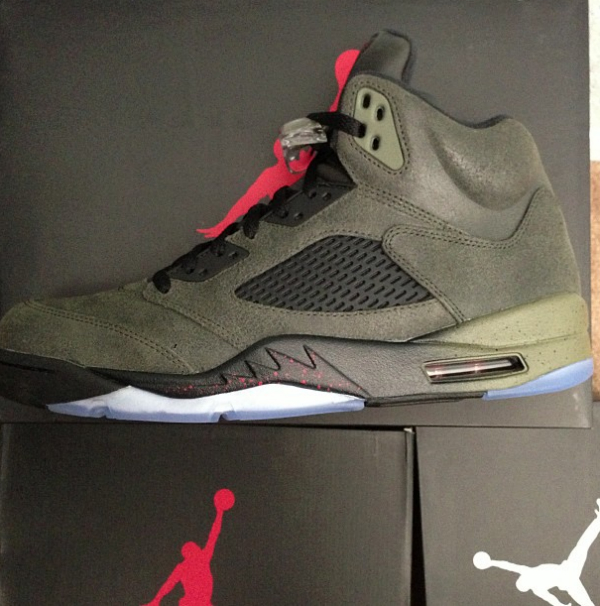 "4f7262c7a58d9f Air Jordan 5 ""Fear Pack"""