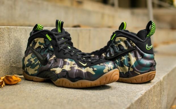 "online retailer 04666 a49d0 Nike Air Foamposite Pro ""Army Camo"""