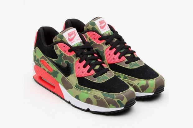 "new style 94eac cad08 Nike Air Max 90 ""Duck Hunter Camo"""