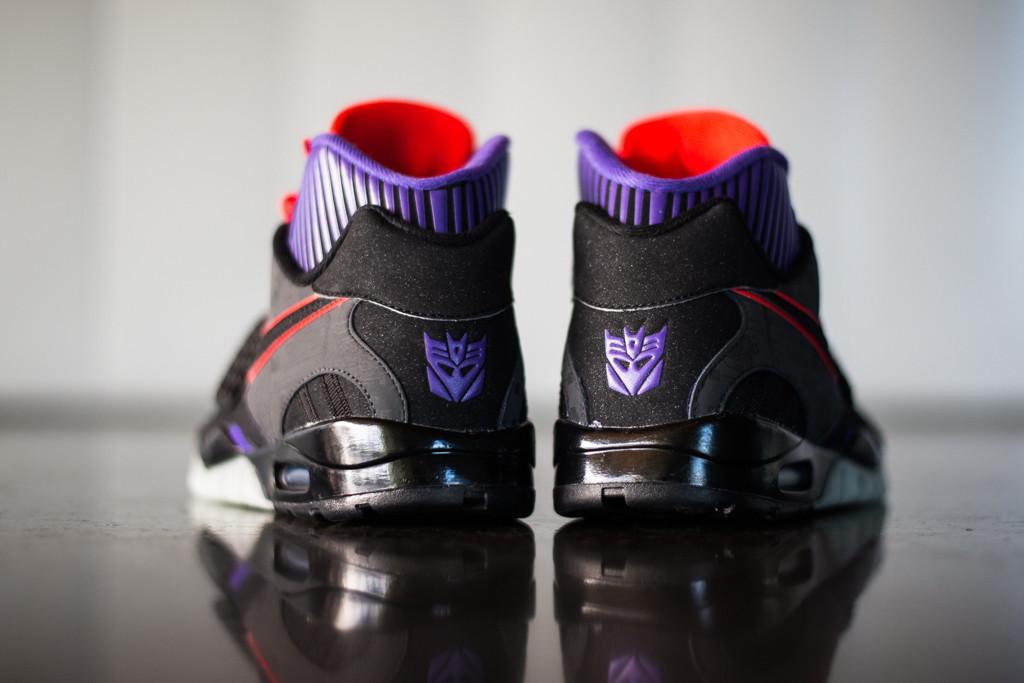 "buy online 03a89 37c64 Nike Air Trainer SC II ""Megatron"""