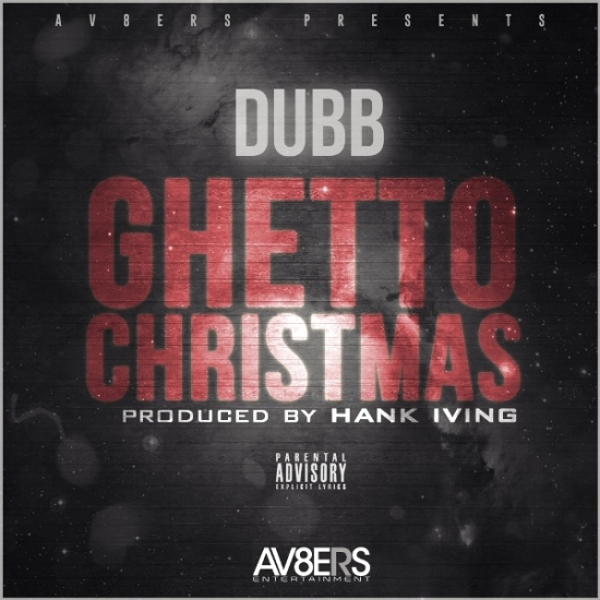 DUBB GHETTO CHRISTMAS CLAUSE COVER ART