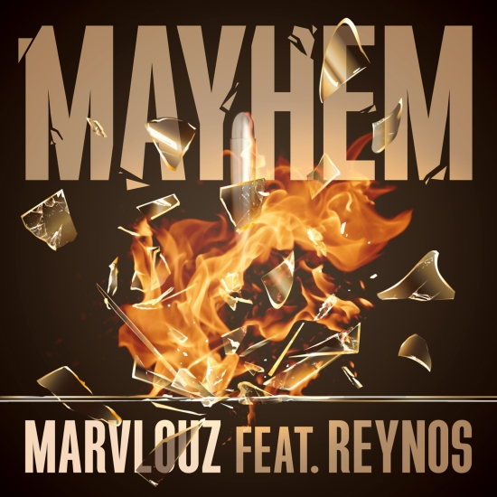 Mayhem [feat. Reynos] - Single [clean]
