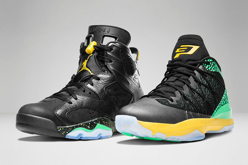 nike-air-jordan-brazil-pack-1. The World Cup-themed ...