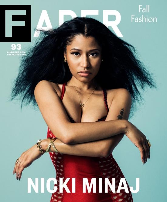 NIcki-Minaj-The-FADER-cover