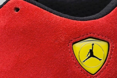 Air-Jordan-14-Ferrari-Red-Suede-Official-4