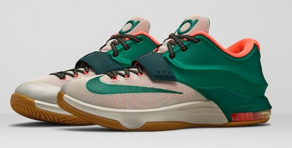 "separation shoes 53870 9cdf4 Nike KD 7 ""Easy Money"" 