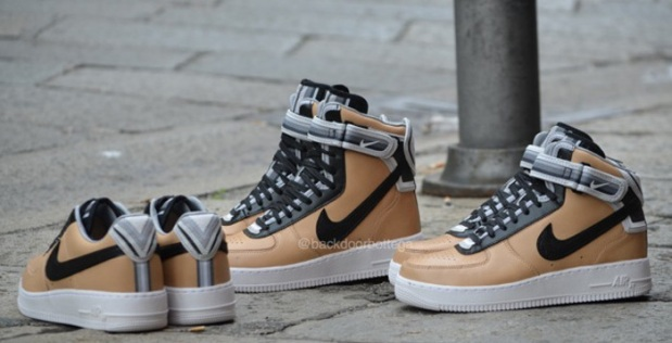 "online retailer 36b78 1b5ca Nike R.T. Air Force 1 ""Beige"" Collection"