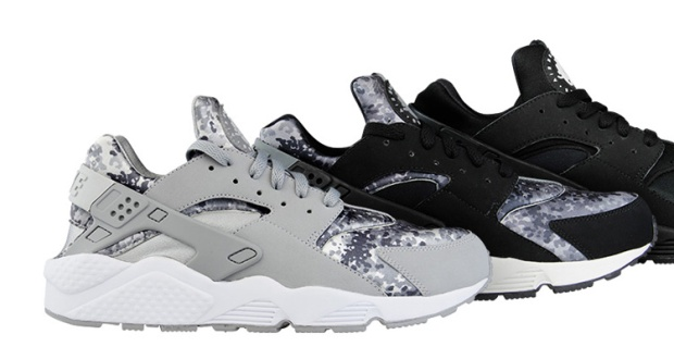 "timeless design e5b31 84e45 Nike Air Huarache ""Snow Camo"" Pack"