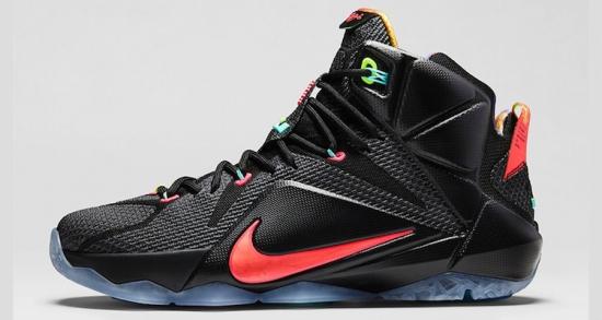 """9137123a9888 Nike LeBron 12 """"Data"""""""
