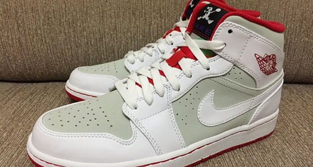 "Air Jordan 1 Mid ""Hare""  a23dd96912"