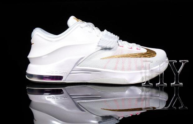 "meet 5ff46 2ddcc Nike KD 7 ""Aunt Pearl"" | Rudeboyy.com"