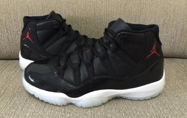 "sports shoes 62996 33a02 Air Jordan 11 Retro ""72 10"""