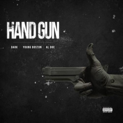 dark-handgun