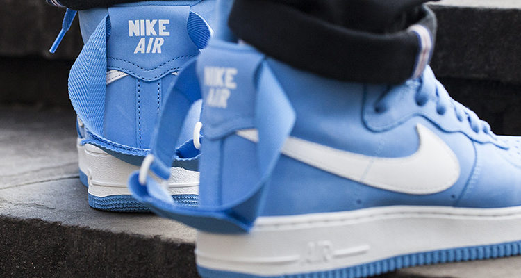 Air Force 1 High Blue
