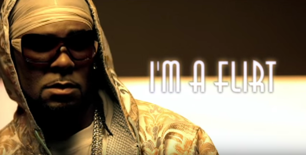 """RudeBoyy Rewind: R  Kelly ft  T I  & T-Pain """"I'm A Flirt (Remix"""