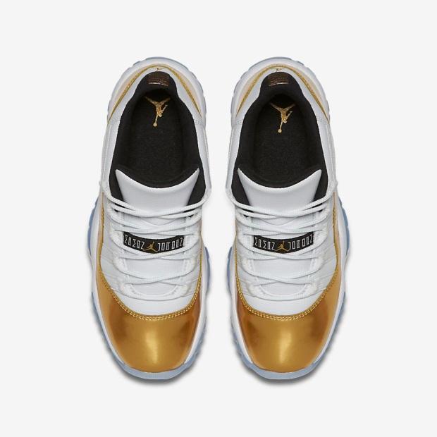air-jordan-11-low-white-gold-2