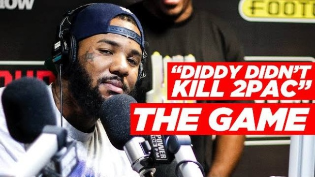 "Video: The Game ""Diddy Didn't Kill Pac"", New Music Prod  Scott"