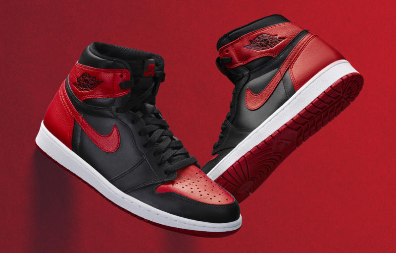 why were nike air jordans banned in 1985 there were 285