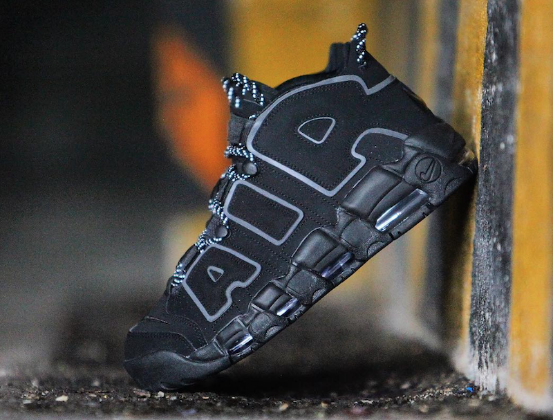 best cheap ee00b 04009 nike-air-more-uptempo-triple-black-reflective-9