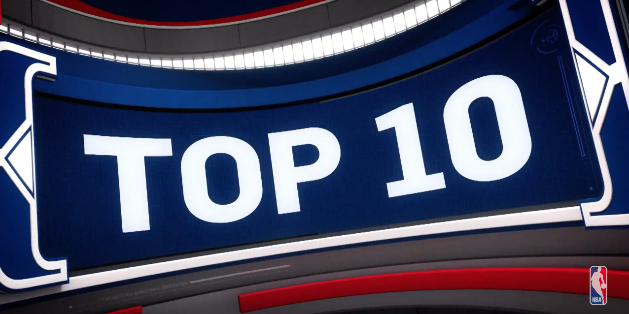 Top 10 Plays From the NBA All-Star Game: February 18th | NBA Highlights