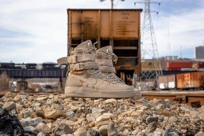 "Nike SF-AF1 ""Desert Camo"""